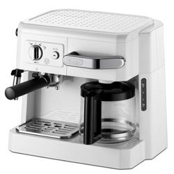 デロンギ(DeLonghi) コンビコーヒーメーカー BCO410J-Wホワイト色