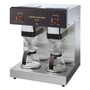カリタ(Kalita) コーヒーメーカー 業務用 ドリップマシン 1~4カップ用 KW-102