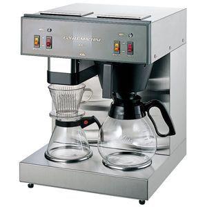 カリタ(Kalita) コーヒーメーカー 業務用 ドリップマシン 1~15カップ用 KW-17