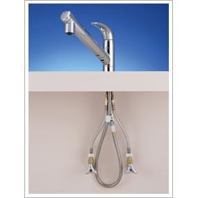 ハーマン スパウトイン型 浄水器 複合水栓タイプ FJ0113
