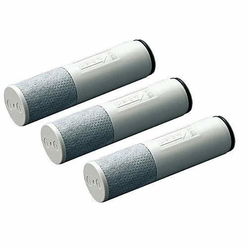 TOTO 浄水器兼用混合栓用カートリッジ 3ヶ入り (約1年分) TH-658-1S
