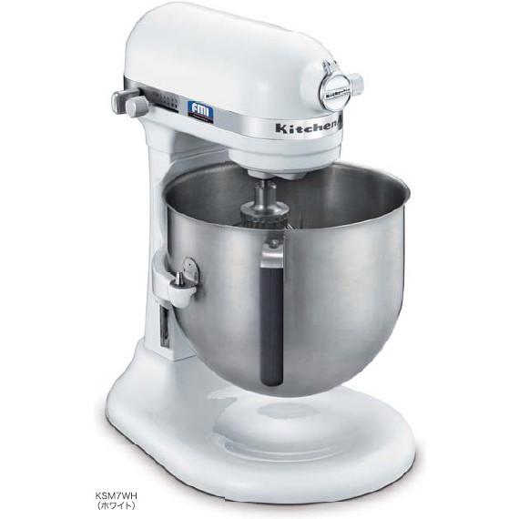 Fmi Kitchenaid Ksm7wh White Stand Mixer