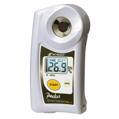 ATAGO(アタゴ) ポケット糖度計 PAL-J