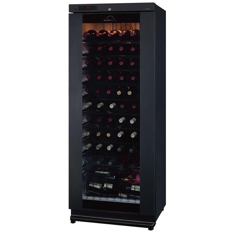 【関東は開梱設置付き送料無料】ワインセラー フォルスター ロングフレッシュ ST-SV271G(M) マットグレー(ワイン収納本数70本)【代引対象外】