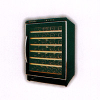 SC-style Chair (STYLECREA) wine cooler holds 54-54