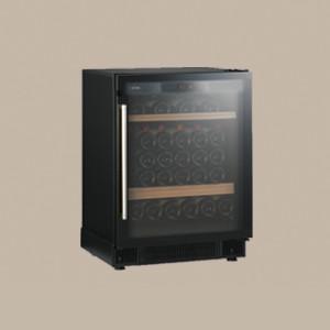 【開梱設置付き】 ユーロカーブ ワインセラー コンパクト59シリーズ V059T-PTHF 【収納本数:53本】