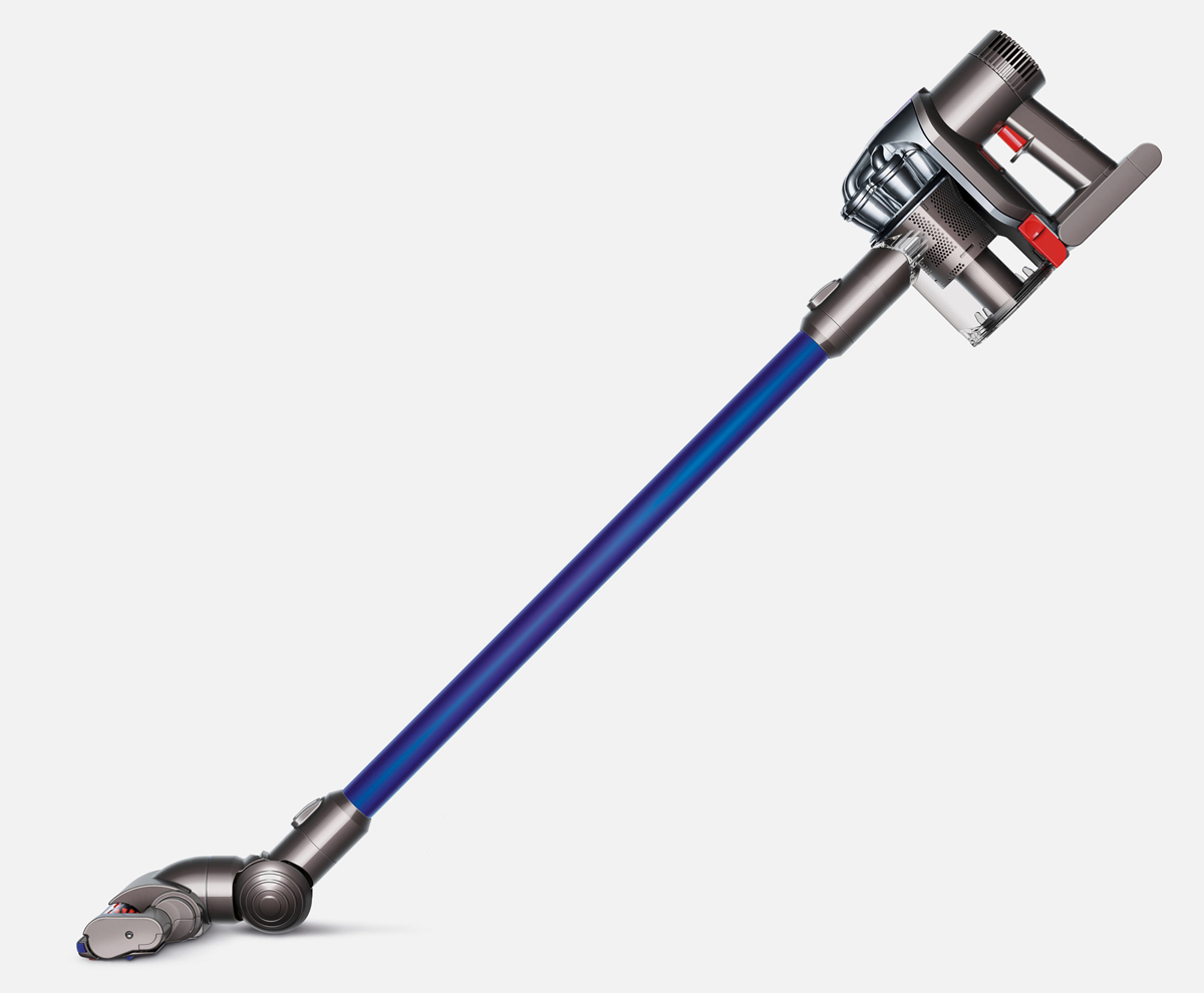 Dyson Vacuum Cleaner Stick DC45MH Motorhead Cordless Satin Blue Digital Slim