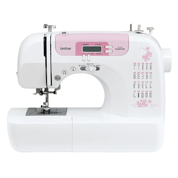 Telshop Japan Brother Brother Industries computer sewing machine Stunning How To Use A Sewing Machine Brother
