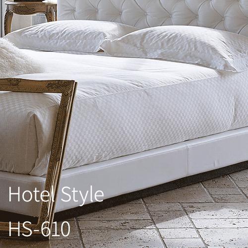 ボックスシーツ ホテルスタイル 市松 HS-610 ドリームベッド SKセミキングサイズ