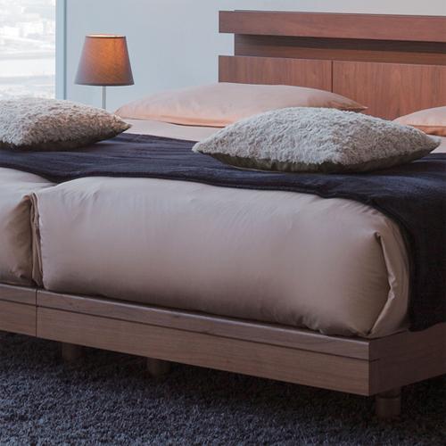 コンフォーターケース ホテルスタイル サテン HS-611 ドリームベッド K2キング2サイズ