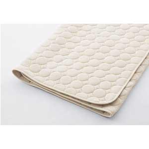 日本ベッド ベッドパッド シリカドライパッド 50751CQ クイーンサイズ
