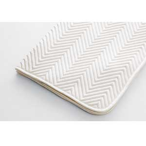 日本ベッド ベッドパッド(ベーシックパッド) 50809K キングサイズ