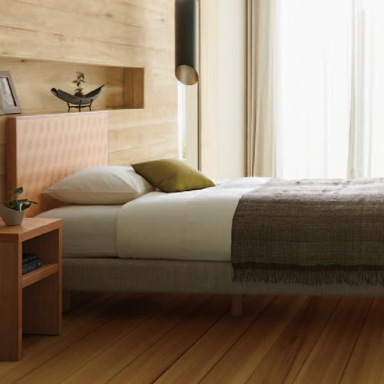 【関東配送料無料】 日本ベッド ベッドフレーム アジロ AJIRO セミダブルサイズ C501 C611 SD 【ベッドフレームのみ】