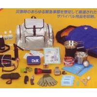 防災対策用品 スーパーサバイバルキット リーダーの条件 8825