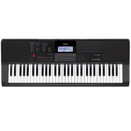 【入荷未定】CASIO 61鍵盤 CT-X700 カシオ CT-X700 カシオ ベーシックキーボード 61鍵盤 USB端子搭載, 王寺町:c39964f3 --- officewill.xsrv.jp