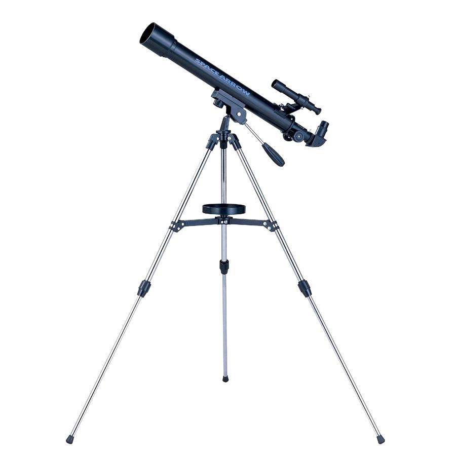 泼妇天文望远镜空间箭头 50 米的提包