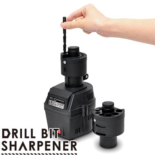ベルソス ドリルビット研磨機 VS-TL3100 送料無料 25種類のビットに対応 VERSOS DRILL BIT SHARPENER