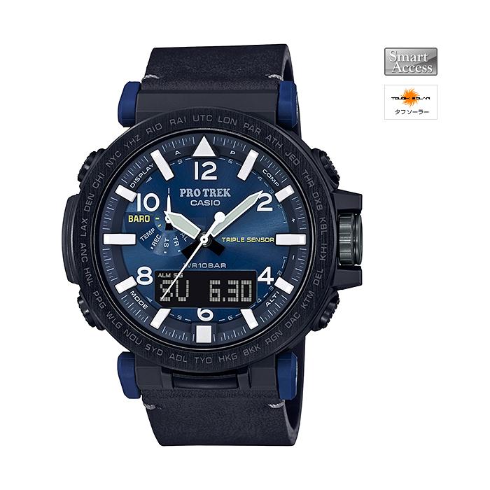 特価セール PROTREK おしゃれ NAVY 絶品 BLUE PRG-650YL-2JF CASIO カシオ SERIES