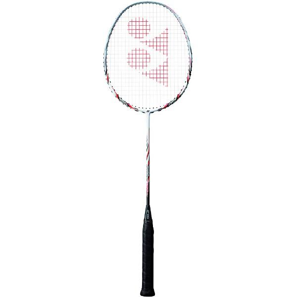 【ヨネックス】 バドミントンラケット ナノレイ700FX [カラー:ホワイト×ハイレッド] [サイズ:3U4] #NR700FX-788 【スポーツ・アウトドア:バドミントン:ラケット】【YONEX】
