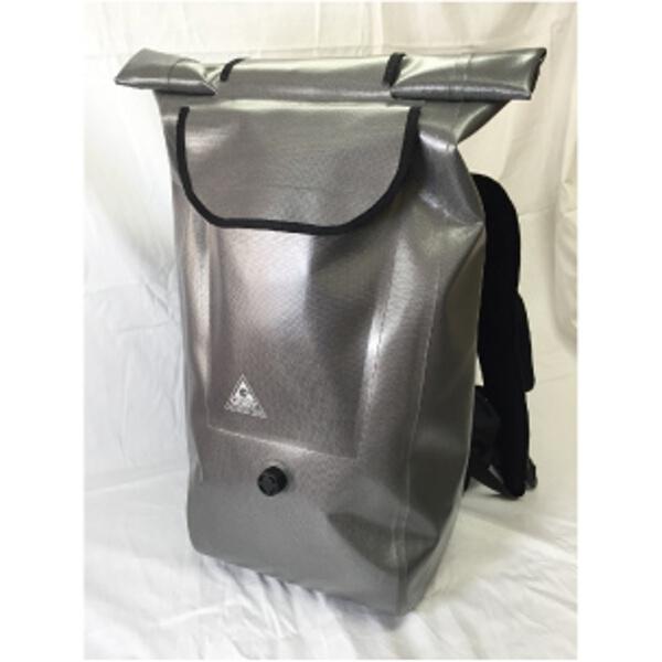 【ジェリ―】 ロールトップリュック 完全防水バッグ GE-1101 [カラー:グレー] [容量:38L] #GE1101-GY 【スポーツ・アウトドア:その他雑貨】【GERRY】