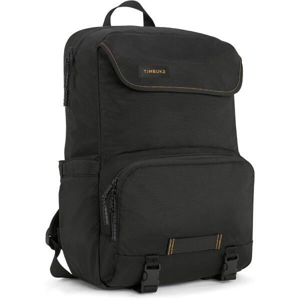 【ティンバック2】 ストークパック [カラー:ブラック×ゴールド] [容量:約18L] #49931033 【スポーツ・アウトドア:アウトドア:バッグ:バックパック・リュック】【TIMBUK2】