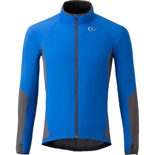 【シースリーフィット】 アルファドライインサレーテッドライドジャケット(メンズ) [カラー:ブルー] [サイズ:XL] #3F35350-B 【スポーツ・アウトドア:その他雑貨】【C3FIT】