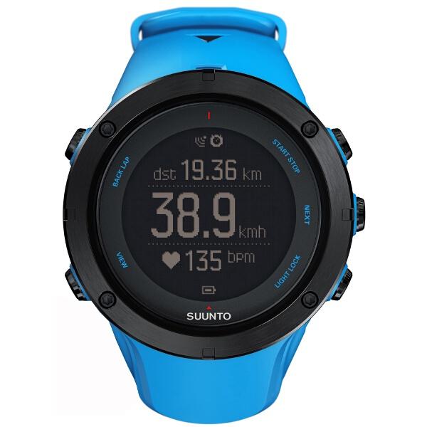 【スント】 AMBIT3 PEAK SAPPHIRE BLUE(アンビット3 ピーク サファイアブルー) 日本正規品 GPSスポーツウォッチ #S022306000 【スポーツ・アウトドア:ジョギング・マラソン:ギア】【SUUNTO】