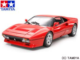 【タミヤ】 1/12 コレクターズクラブ・スペシャル No.11 フェラーリ 288GTO(セミアッセンブルモデル) 【玩具:模型:車】【1/12 コレクターズクラブ・スペシャル】【TAMIYA】