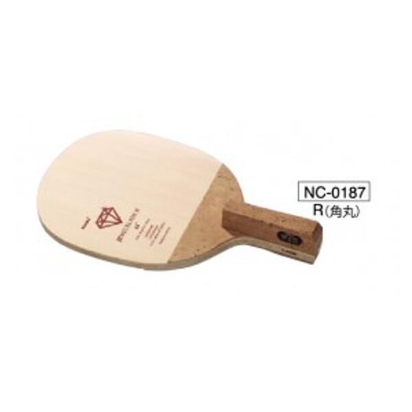 【ニッタク】 ジュエルブレード R ラージボール用卓球ラケット #NC-0187 【スポーツ・アウトドア:卓球:ラケット】【NITTAKU】