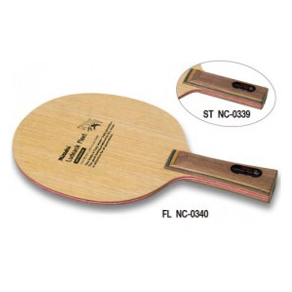 【ニッタク】 カーボン ルデアックフリート ST 卓球ラケット #NC-0339 【スポーツ・アウトドア:卓球:ラケット】【NITTAKU】