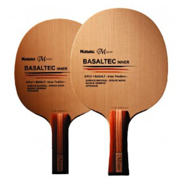 【全品ポイント10倍(要エントリー) 1ヶ月限定】 【送料無料】 バサルテックインナー3D ST 卓球ラケット #NC-0382 【ニッタク: スポーツ・アウトドア 卓球 ラケット】【NITTAKU】