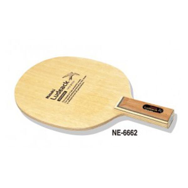 【ニッタク】 ルデアック C 卓球ラケット #NE-6662 【スポーツ・アウトドア:卓球:ラケット】【NITTAKU】