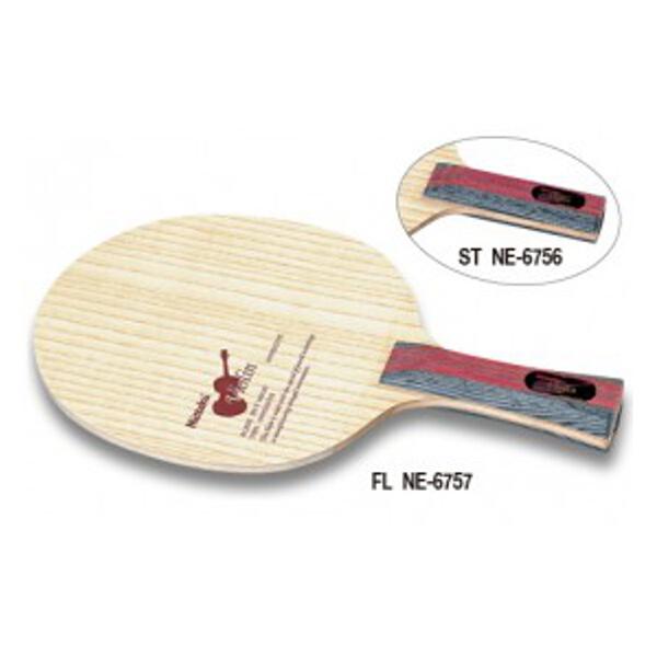 【ニッタク】 バイオリン FL 卓球ラケット #NE-6757 【スポーツ・アウトドア:卓球:ラケット】【NITTAKU】