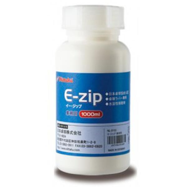 【ニッタク】 E-ジップ 業務用 卓球ラバー用水溶性接着剤 #NL-9103 1000ml 【スポーツ・アウトドア:卓球:接着剤】【NITTAKU】