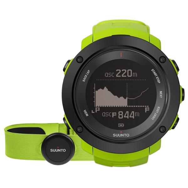 【スント】 AMBIT3 VERTICAL HR LIME(アンビット3バーティカル) 日本正規品 GPSスポーツウォッチ #SS021970000 【スポーツ・アウトドア:アウトドア:精密機器類:ウォッチ】【SUUNTO】