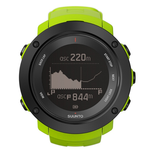 【スント】 AMBIT3 VERTICAL LIME(アンビット3バーティカル) 日本正規品 GPSスポーツウォッチ #SS021971000 【スポーツ・アウトドア:アウトドア:精密機器類:ウォッチ】【SUUNTO】
