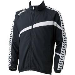 【アリーナ】 ウィンドジャケット [サイズ:O] [カラー:ブラック] #ARN-6300-BLK 【スポーツ・アウトドア:その他雑貨】【ARENA】