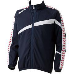 【アリーナ】 ウィンドジャケット [サイズ:O] [カラー:ダークネイビー] #ARN-6300-DNY 【スポーツ・アウトドア:その他雑貨】【ARENA】