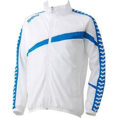 【アリーナ】 ウィンドジャケット [サイズ:O] [カラー:ホワイト] #ARN-6300-WHT 【スポーツ・アウトドア:その他雑貨】【ARENA】