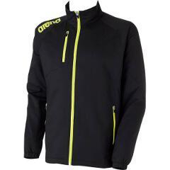 【アリーナ】 クロスジャケット [サイズ:L] [カラー:ブラック] #ARN-4300-BLK 【スポーツ・アウトドア:その他雑貨】【ARENA】
