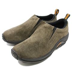 【メレル】 メレル ジャングルモック [サイズ:27.5cm (US9.5)] [カラー:ガンスモーク] #J60787 【靴:メンズ靴:スニーカー】【J60787】【MERRELL JUNGLE MOC GUNSMOKE】