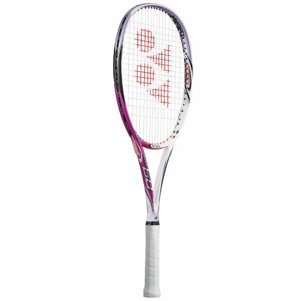 【ヨネックス】 テニスラケット(ソフトテニス用) アイネクステージ 60(ガットなし) [サイズ:XFL1] [カラー:シャインパープル] #INX60-773 【スポーツ・アウトドア:テニス:ラケット】【YONEX】