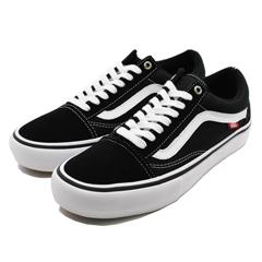 【バンズ】 バンズ オールドスクール プロ [サイズ:27.5cm(US9.5)] [カラー:ブラック×ホワイト] #VN000ZD4Y28 【靴:メンズ靴:スニーカー】【VN000ZD4Y28】【VANS VANS OLD SKOOL PRO BLACK/WHITE】