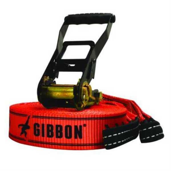 【ギボン】 CLASSIC LINE X13 TREEPRO SET(クラシックラインX13 ツリープロセット) 15mライン 日本正規品 [カラー:レッド] #A010302 【スポーツ・アウトドア:その他雑貨】【GIBBON】