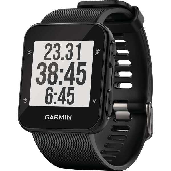 【ガーミン】 フォアアスリート35J 日本語正規版 心拍計内蔵GPSウォッチ [カラー:ブラック] #168938 【スポーツ・アウトドア:ジョギング・マラソン:ギア】【FA35J】【GARMIN】