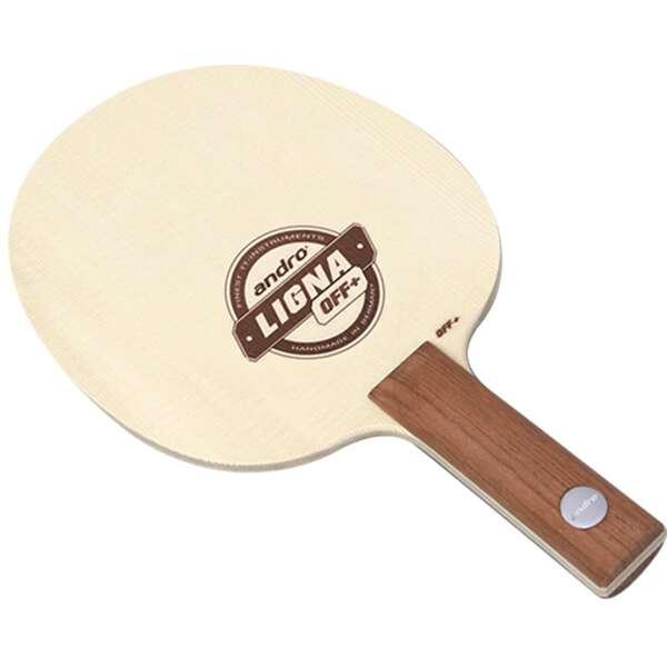 【アンドロ】 リグナ オフプラス ST(ストレート) 卓球ラケット #10228801 【スポーツ・アウトドア:その他雑貨】【ANDRO】