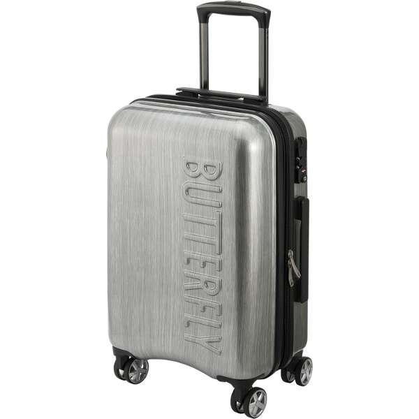 【バタフライ】 メロワ・スーツケース キャリングケース [カラー:シルバー] [サイズ:容量:43L] #62790-280 【スポーツ・アウトドア:その他雑貨】【BUTTERFLY】