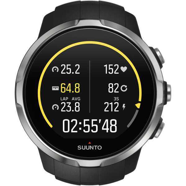 【スント】 SPARTAN SPORTS BLACK(スパルタンスポーツ ブラック) 日本正規品 #SS02264900 【スポーツ・アウトドア:ジョギング・マラソン:ギア】【SUUNTO】