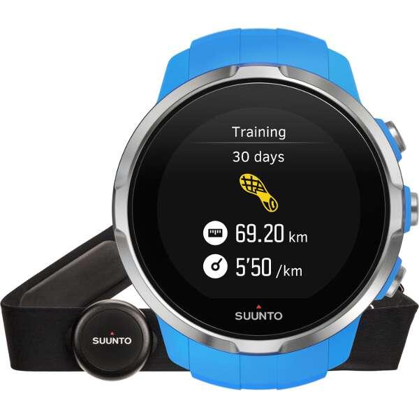【スント】 SPARTAN SPORTS BLUE HR(スパルタンスポーツ ブルーHR) 日本正規品 #SS02265200 【スポーツ・アウトドア:ジョギング・マラソン:ギア】【SUUNTO】