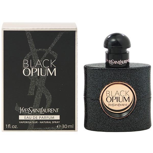 【イブサンローラン】 ブラック オピウム オーデパルファム・スプレータイプ 30ml 【香水・フレグランス:フルボトル:レディース・女性用】【オピウム】【YVES SAINT LAURENT BLACK OPIUM EAU DE PARFUM SPRAY】